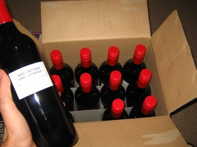 Case - 2008 Arrowhead Primary Red